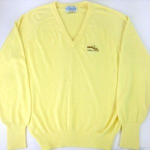 VTG 1970s Pebble Beach Golf Club Pullover sweater